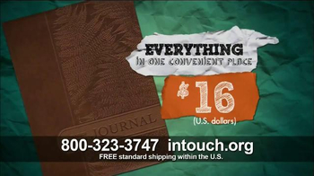 In Touch Ministries TV Spot, 'Journal' - Thumbnail 8