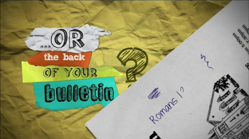 In Touch Ministries TV Spot, 'Journal' - Thumbnail 2