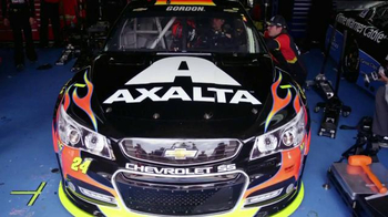 Axalta TV Spot, 'Long-Running Motorsports Sponsorship' Feat. Jeff Gordon