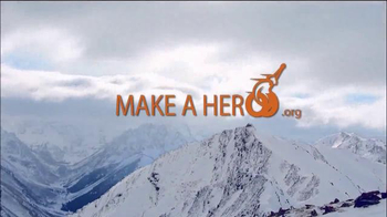 MakeAHero.org TV Spot, 'The Movement' Ft Morgan Freeman and Robert Redford - Thumbnail 8
