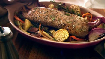Smithfield Marinated Fresh Pork TV Spot, 'What's for Dinner?'