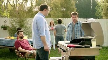 Eckrich Smoked Sausage TV Spot, 'Grill Time' Featuring Aric Almirola