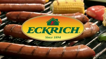 Eckrich Smoked Sausage TV Spot, 'Grill Time' Featuring Aric Almirola - Thumbnail 10