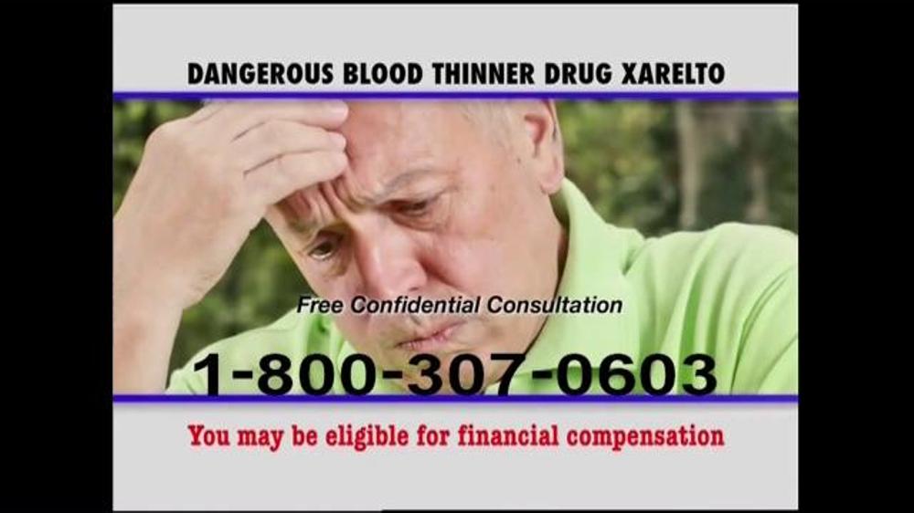 Pulaski Law Firm >> Pulaski Middleman Tv Commercial Xarelto Warning Video