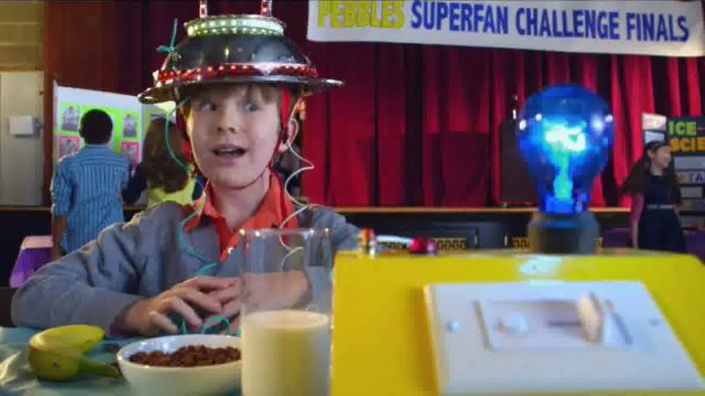 Cocoa Pebbles TV Commercial, 'Disney Channel: Cocoa Challenge'