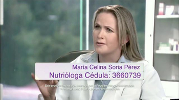 Metaboltonics TV Spot, 'El metabolismo' [Spanish]