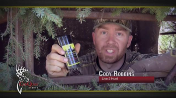 ConQuest Scents EverCalm TV Spot, 'Secret Weapon' - Thumbnail 4