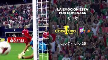 XFINITY On Demand TV Spot, 'Summer of Soccer Copa Oro' [Spanish] - Thumbnail 3
