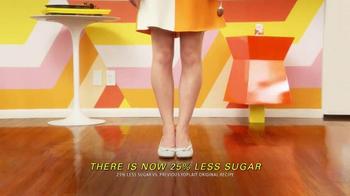 Yoplait Original Harvest Peach TV Spot, 'Sugar is Gone' - Thumbnail 4