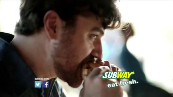 Subway TV Spot, 'No More Boring Flavors' - Thumbnail 7