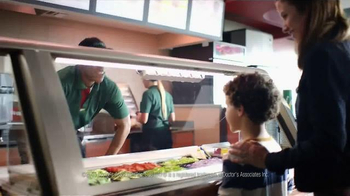 Subway TV Spot, 'No More Boring Flavors' - Thumbnail 2