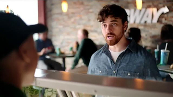 Subway TV Spot, 'No More Boring Flavors' - Thumbnail 4