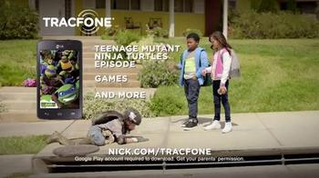 TracFone LG Sunrise Android TV Spot, 'TMNT' - Thumbnail 7
