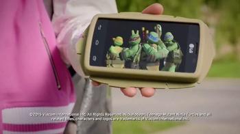 TracFone LG Sunrise Android TV Spot, 'TMNT' - Thumbnail 5