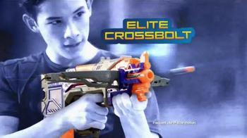 Nerf Elite Crossbolt TV Spot, 'Accuracy'