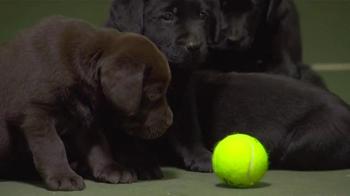 Tennis Warehouse TV Spot, 'Puppies' - Thumbnail 2