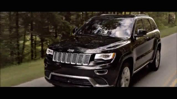 2015 Jeep Grand Cherokee TV Spot, 'True Luxury'
