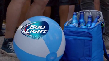 Bud Light TV Spot, 'Summer Bucket List: Start a Volley' Song by Outasight - 777 commercial airings