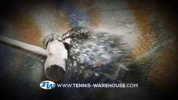 Tennis Warehouse adidas Barricade Wallpack Sale TV Spot, 'Unmatched'