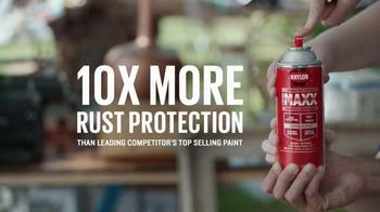 Krylon COVERMAXX TV Spot, 'Yard Sale Hijack: Old Bike' - Thumbnail 6