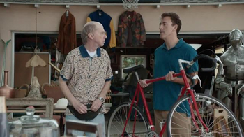 Krylon COVERMAXX TV Spot, \'Yard Sale Hijack: Old Bike\'