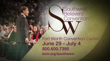 Kenneth Copeland Ministries TV Spot, 'Southwest Believers' Convention' - 2 commercial airings
