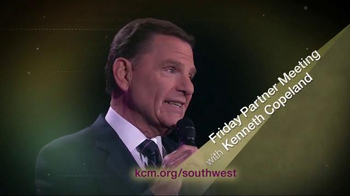 Kenneth Copeland Ministries TV Spot, 'Southwest Believers' Convention' - Thumbnail 3