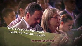 Kenneth Copeland Ministries TV Spot, 'Southwest Believers' Convention' - Thumbnail 4