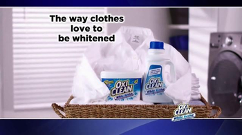 OxiClean White Revive TV Spot, 'Scary Bleach' - Thumbnail 9