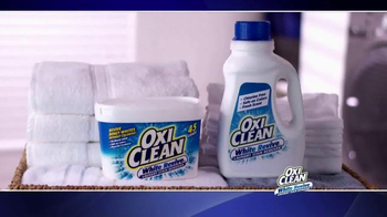 OxiClean White Revive TV Spot, 'Scary Bleach' - Thumbnail 5