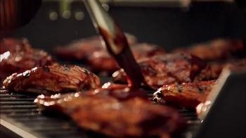 Weber Sweet & Thick Original BBQ Sauce TV Spot, 'Flavorful Adventure' - Thumbnail 3