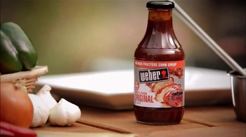 Weber Sweet & Thick Original BBQ Sauce TV Spot, 'Flavorful Adventure' - Thumbnail 4