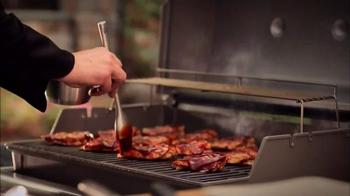 Weber Sweet & Thick Original BBQ Sauce TV Spot, 'Flavorful Adventure'