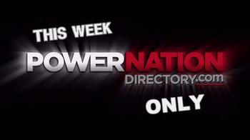 PowerNation Directory TV Spot, 'Motive Gear Performance' - Thumbnail 3