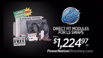 PowerNation Directory TV Spot, 'Motive Gear Performance'