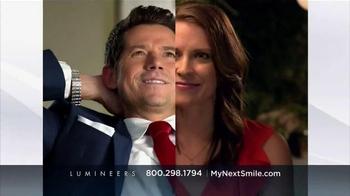 Lumineers TV Spot, 'Permanently White Smile' - Thumbnail 10