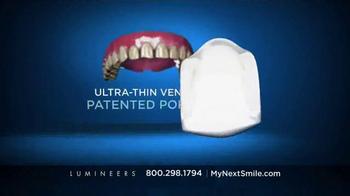 Lumineers TV Spot, 'Permanently White Smile' - Thumbnail 2
