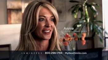 Lumineers TV Spot, 'Permanently White Smile'