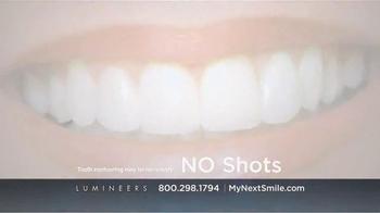 Lumineers TV Spot, 'Permanently White Smile' - Thumbnail 4