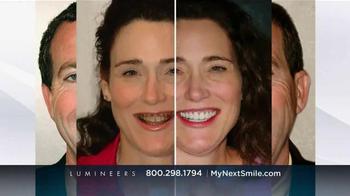 Lumineers TV Spot, 'Permanently White Smile' - Thumbnail 6