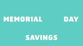 Lowe's Memorial Day Savings TV Spot, 'Grills and Furniture' - Thumbnail 1