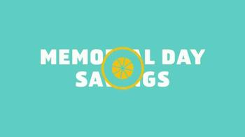 Lowe's Memorial Day Savings TV Spot, 'Grills and Furniture' - Thumbnail 2