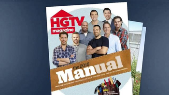 HGTV Magazine TV Spot, 'Subscribe' - 48 commercial airings