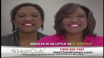 Hair Club TV Spot, 'Trusted Hair Loss Solution'