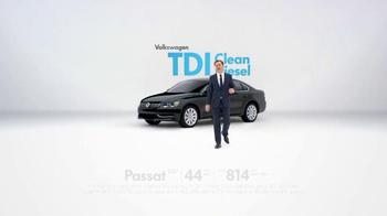 2015 Volkswagen Passat TDI Clean Diesel TV Spot, 'Diesel Cars' - Thumbnail 3