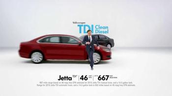 2015 Volkswagen Passat TDI Clean Diesel TV Spot, 'Diesel Cars' - Thumbnail 4