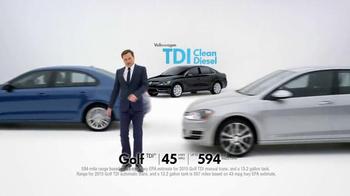 2015 Volkswagen Passat TDI Clean Diesel TV Spot, 'Diesel Cars' - Thumbnail 5