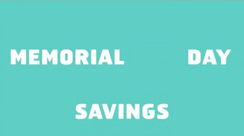Lowe's Memorial Day Savings TV Spot, 'Decking and Resurfacers' - Thumbnail 1