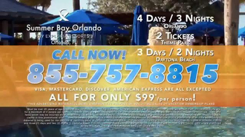 Summer Bay Orlando TV Spot, 'Family Fun' - Thumbnail 10