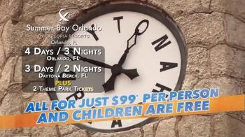 Summer Bay Orlando TV Spot, 'Family Fun' - Thumbnail 4